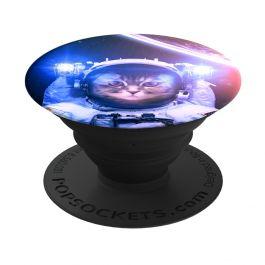Suport Popsockets Stand Adeziv Catstronaut