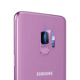 Folie Samsung Galaxy S9 G960 Baseus Sticla Camera Lens Transparent (0.15mm, pentru camera)