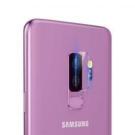 Folie Samsung Galaxy S9 Plus G965 Baseus Sticla Camera Lens Transparent (0.15mm, pentru camera)