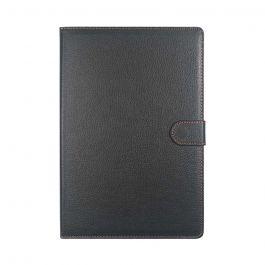 Husa Tableta 9 inch - 10.1 inch Lemontti Book cu tastatura bluetooth Negru