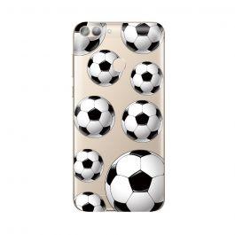 Husa Huawei P Smart Lemontti Silicon Art Football