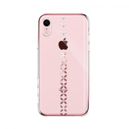 Carcasa iPhone XR Devia Lucky Star Rose Gold