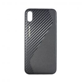 Carcasa iPhone XS Max Meleovo Racing I Black