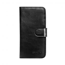 Husa iPhone X / XS iDeal of Sweden Magnet Wallet+ Black