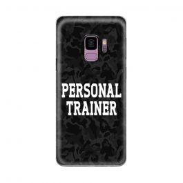 Husa Samsung Galaxy S9 G960 Lemontti Silicon Art Personal Trainer