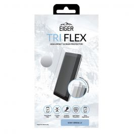 Folie Sony Xperia L3 Eiger Clear Tri Flex