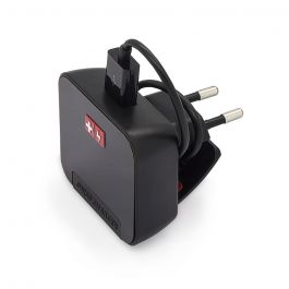 Incarcator retea iPhone 4/4S Swiss Charger 1A (stand si cablu inclus)