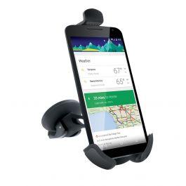 Suport iSound Auto cu ventuza, rotatie 360° (cablu audio inclus)