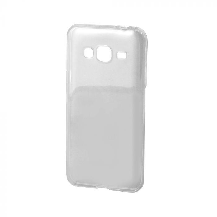 Husa Samsung Galaxy J3 (2016) Devia Silicon Naked Crystal Clear (0.5mm)