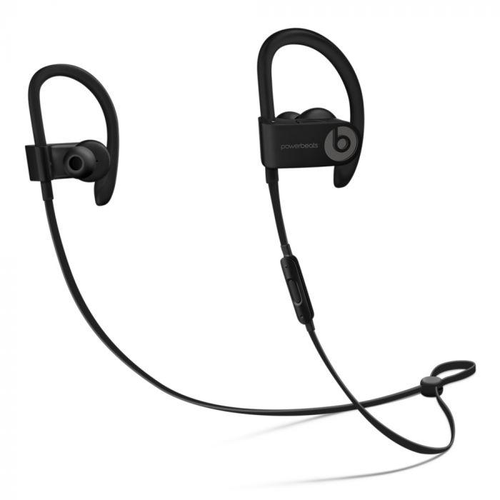 Casti Beats Powerbeats 3 Wireless Black (in-ear)
