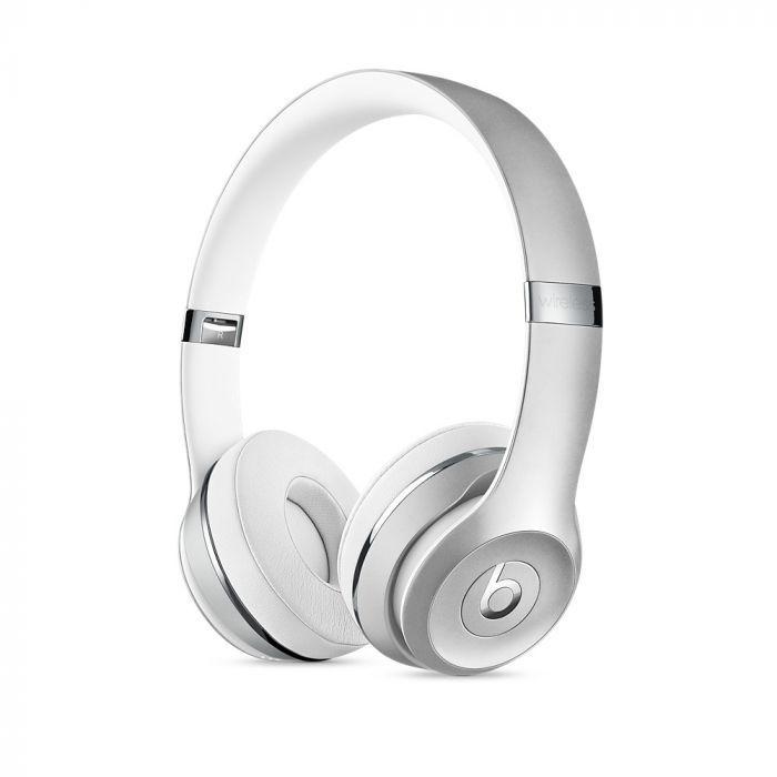 Casti True Wireless Beats Solo 3 Silver (on ear)