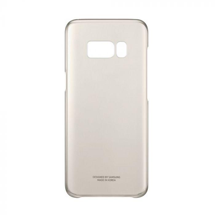 Carcasa Samsung Galaxy S8 G950 Samsung Clear Cover Gold