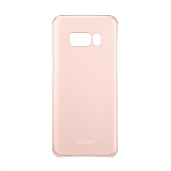 Carcasa Samsung Galaxy S8 G950 Samsung Clear Cover Pink