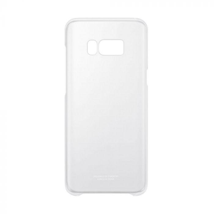 Carcasa Samsung Galaxy S8 Plus G955 Samsung Clear Cover Silver