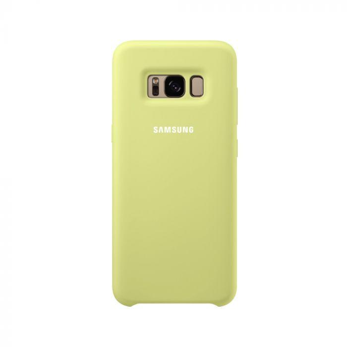 Husa Samsung Galaxy S8 Plus G955 Samsung Silicone Cover Green