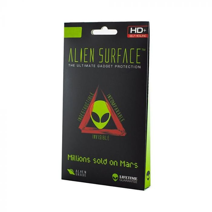 Folie iPhone 7 Alien Surface Flexibila HD Self Healing (1 fata, 0.2mm, kit special de montare)
