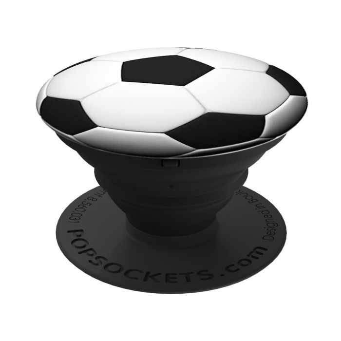 Suport Universal Popsockets Stand Adeziv Soccer Ball