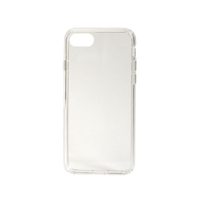 Carcasa iPhone SE 2020 / 8 / 7 Just Must Dual Clear (margine flexibila)