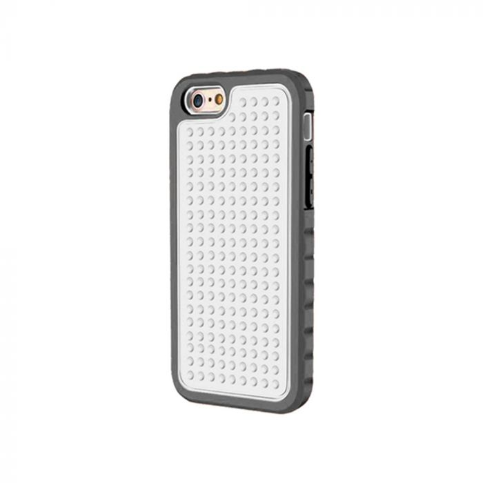 Carcasa iPhone SE 2 / 8 / 7 Devia Armour Shockproof White