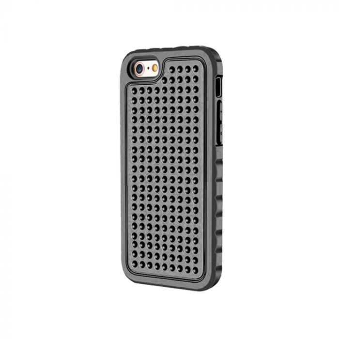Carcasa iPhone SE 2020 / 8 / 7 Devia Armour Shockproof Black