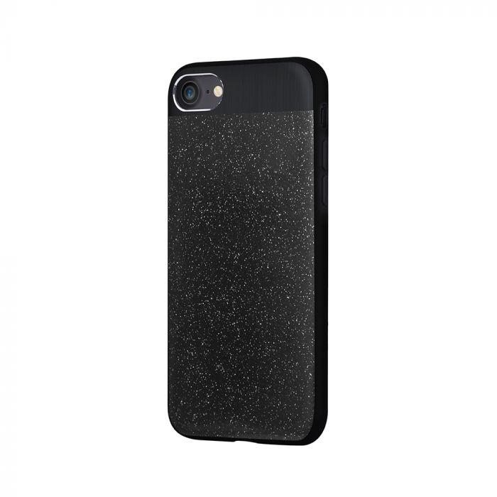 Carcasa iPhone SE 2 / 8 / 7 Devia Racy Black