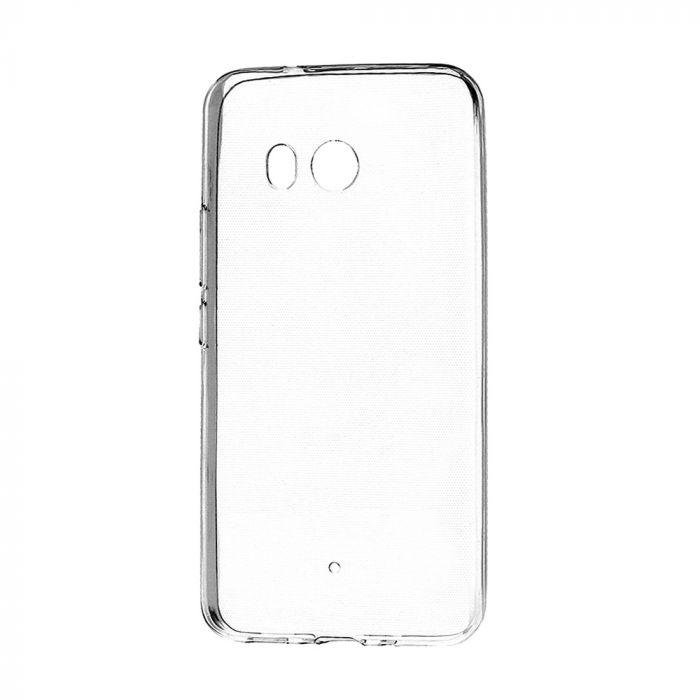 Husa HTC U11 / HTC Ocean Lemontti Silicon Ultraslim Transparent