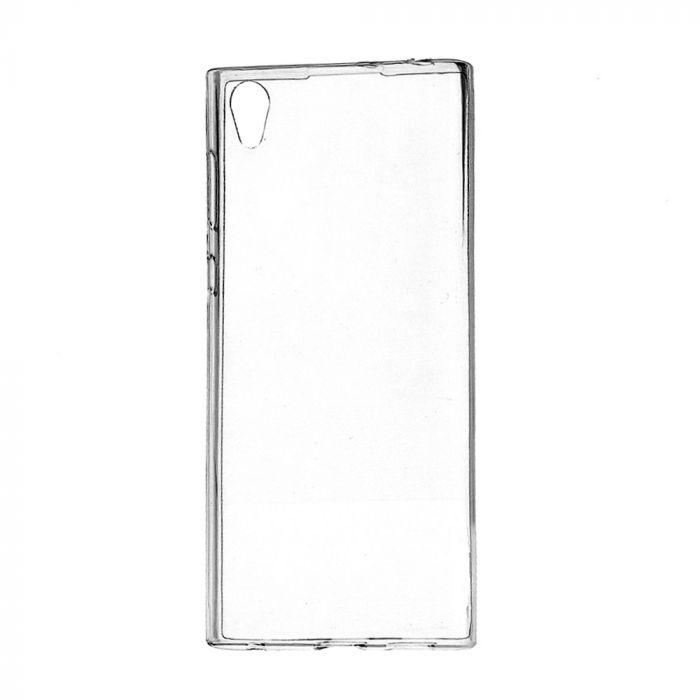 Husa Sony Xperia L1 Lemontti Silicon Ultraslim Transparent