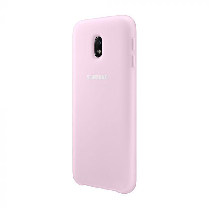 Carcasa Samsung Galaxy J3 (2017) Samsung Dual Layer Cover Pink