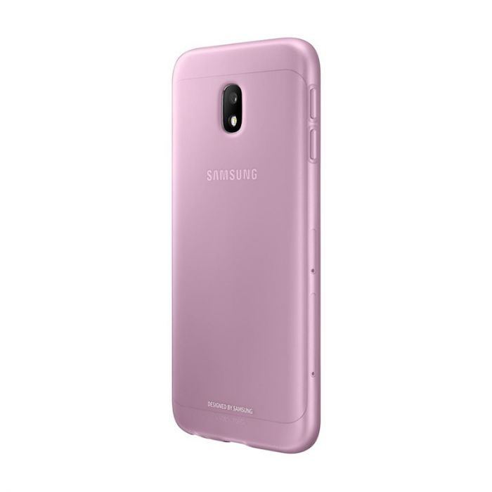 Carcasa Samsung Galaxy J3 (2017) Samsung Jelly Cover Pink