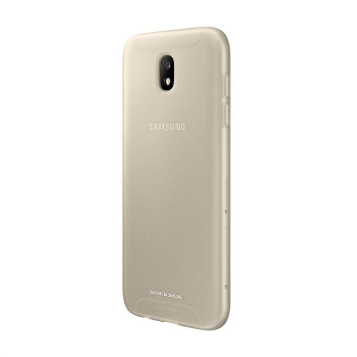 Carcasa Samsung Galaxy J5 (2017) Samsung Jelly Cover Gold