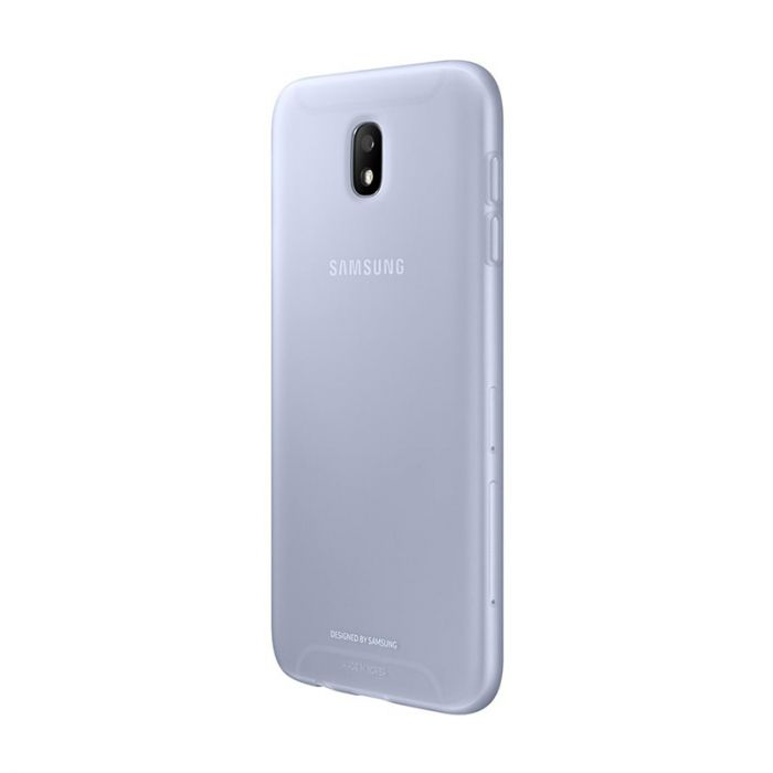 Carcasa Samsung Galaxy J7 (2017) Samsung Jelly Cover Blue
