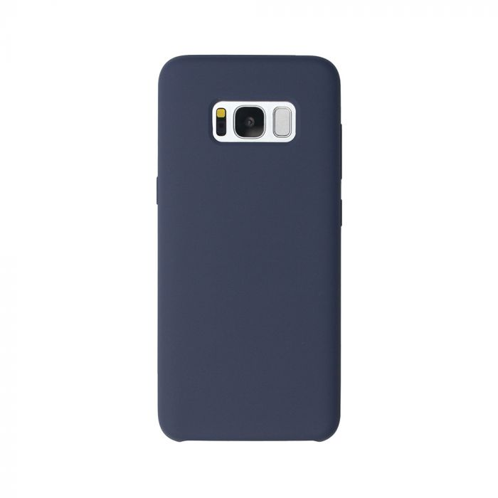 Carcasa Samsung Galaxy S8 G950 Just Must Liquid Silicone Midnight Blue