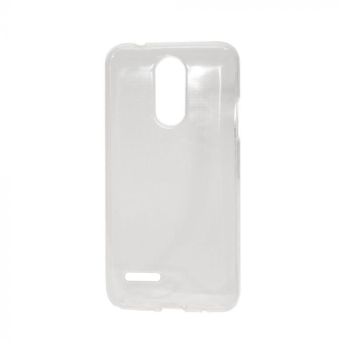 Husa LG K10 (2017) / LG LV5 Lemontti Silicon Ultraslim Transparent