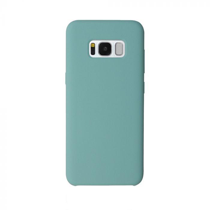Carcasa Samsung Galaxy S8 Plus G955 Just Must Liquid Silicone Sea Blue