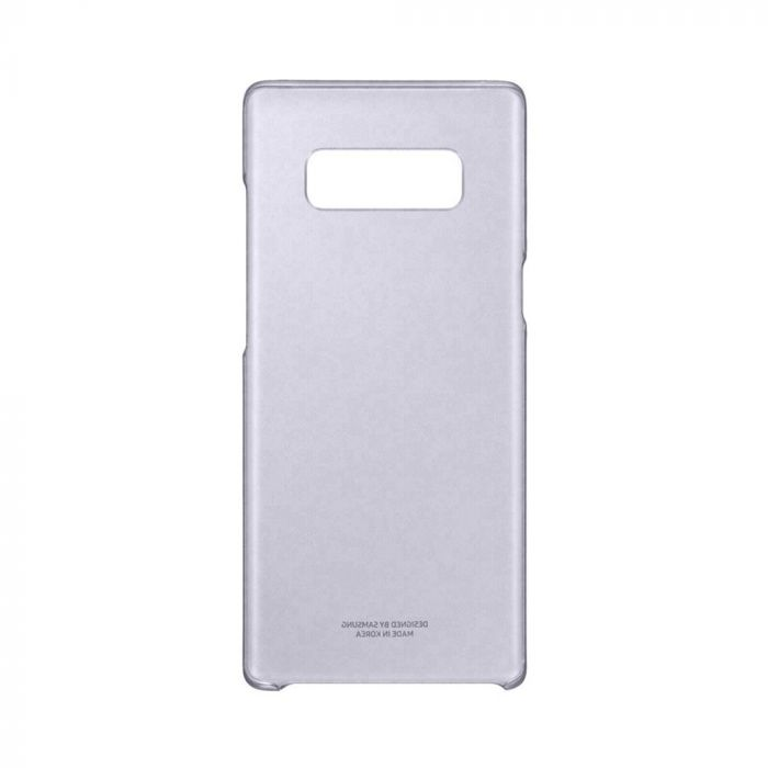 Carcasa Samsung Galaxy Note 8 Samsung Clear Cover Orchid Gray