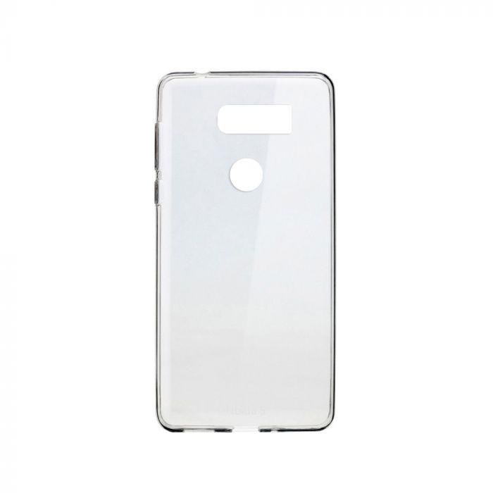 Husa LG V30/ V30 Plus/ V30S / V35 Lemontti Silicon Ultraslim Transparent