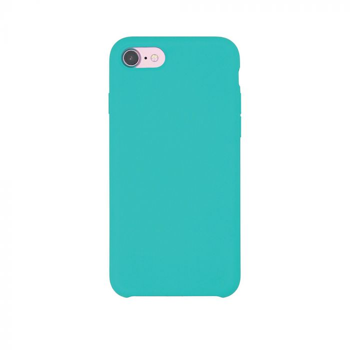 Carcasa iPhone 8 / 7 Just Must Liquid Silicone Sea Blue