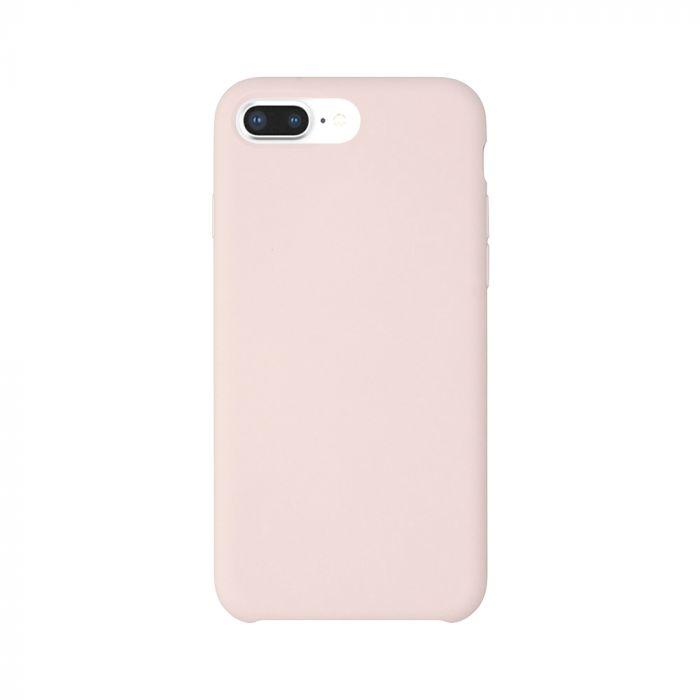 Carcasa iPhone 8 Plus / 7 Plus Just Must Liquid Silicone Pink