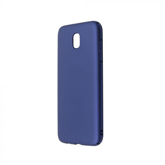 Carcasa Samsung Galaxy J5 (2017) Just Must Uvo Navy (material fin la atingere, slim fit)