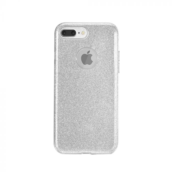 Carcasa iPhone 7 Mcdodo Star Shining Silver