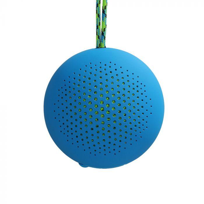 Boxa Portabila Boompods Rokpod Blue (waterproof, shockproof, wireless)