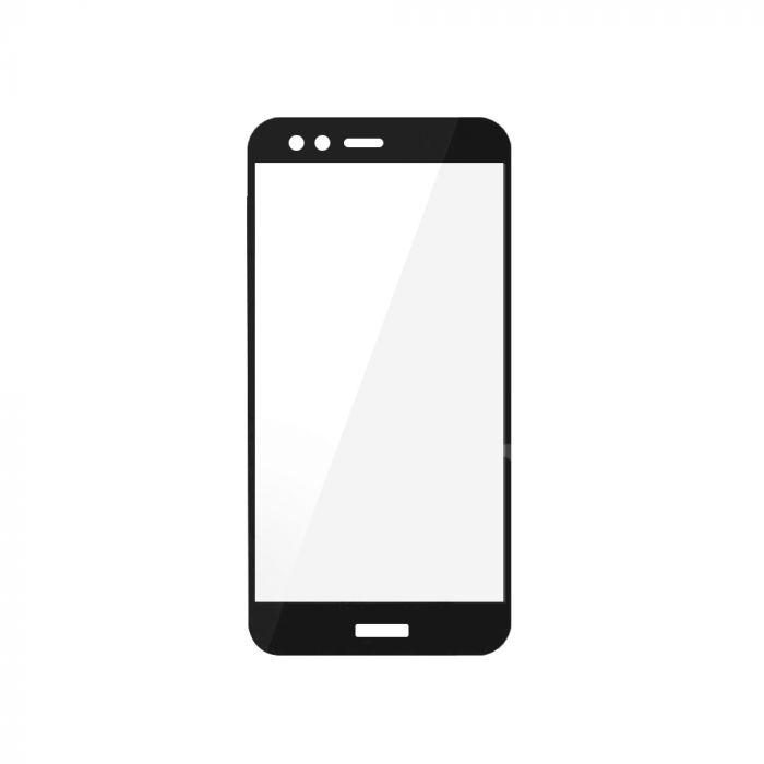 Folie Huawei P10 Lite Magic Sticla 3D Full Cover Black (0.33mm, 9H)