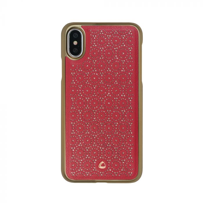 Carcasa iPhone X Occa Ferragamo Red