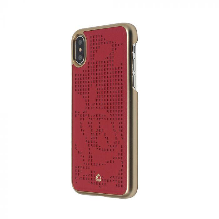 Carcasa iPhone X Occa Rose Red