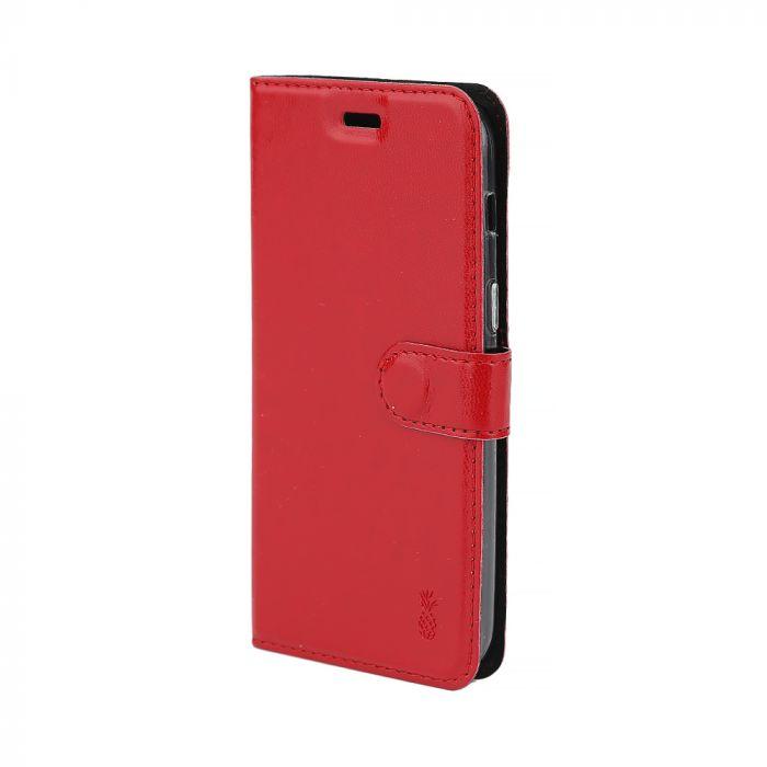 Husa Samsung Galaxy A5 (2017) Lemontti Book Metalic Rosu