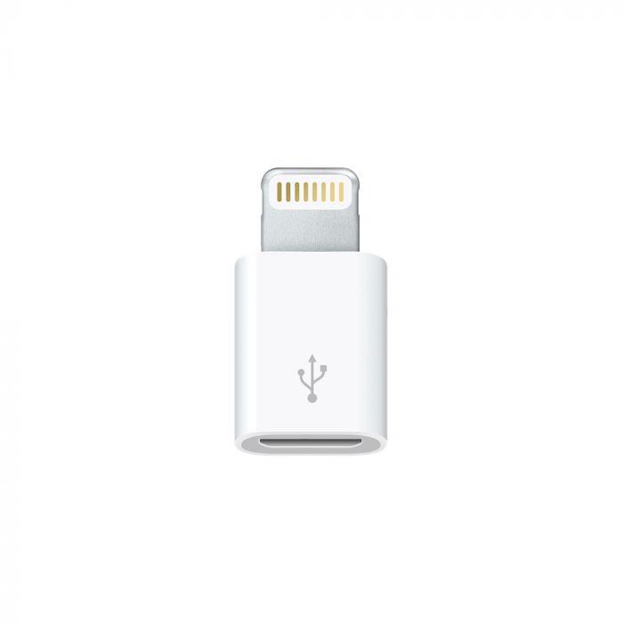 Apple Adaptor Lightning - MicroUSB
