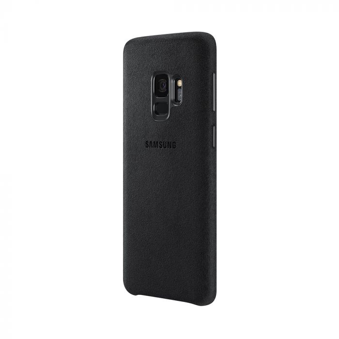 Carcasa Samsung Galaxy S9 G960 Samsung Alcantara Cover Black