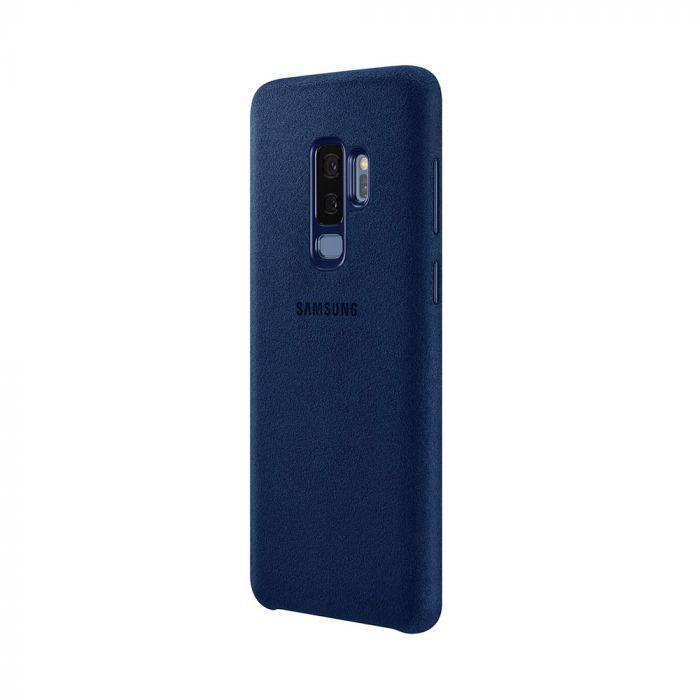 Carcasa Samsung Galaxy S9 Plus G965 Samsung Alcantara Cover Blue