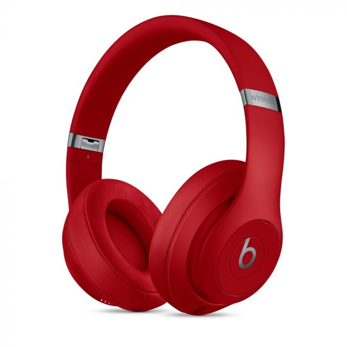 Casti Beats Studio 3 Wireless Red