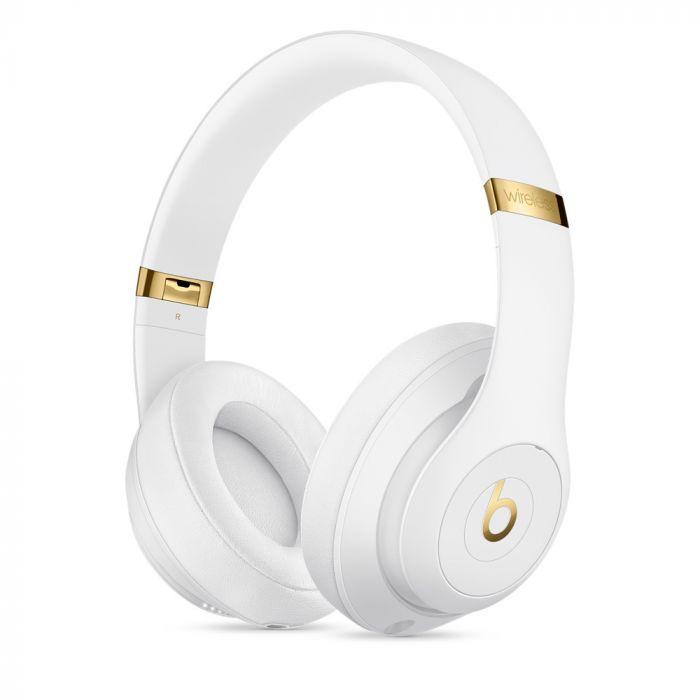 Casti Beats Studio 3 Wireless White